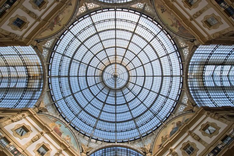 Galleria Milan Dome